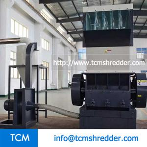 TCM-PC600 plastic granulator