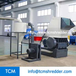 TCM-PC1000 plastic granulator