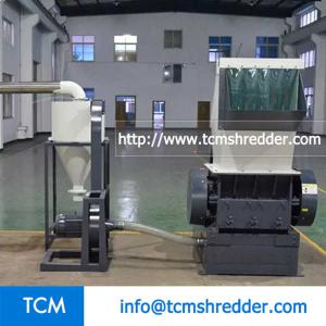 TCM-PC400 plastic granulator