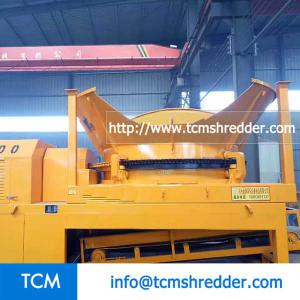 TCM-JP3000 round stump shredder