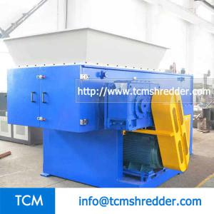 TCM-S1500 single shaft shredder