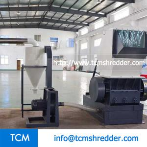 TCM-PC800 plastic granulator