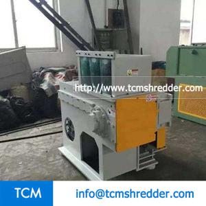 TCM-S400 single shaft shredder