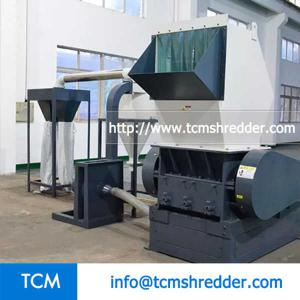 TCM-PC1200 plastic granulator