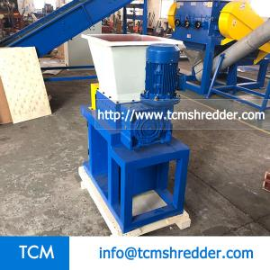 TCM-MDS400 Double Shaft Shredder