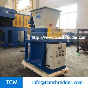 TCM-MDS300 Double Shaft Shredder