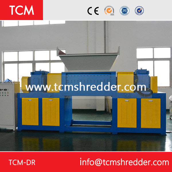 plastic scrap and battery scrap shredder sale to United States